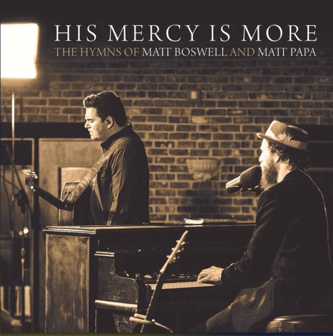 | Matt Boswell and Matt Papa – His mercy is more | Review